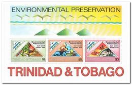 Trinidad & Tobago 1981, Postfris MNH, Environmental Preservation - Trinidad En Tobago (1962-...)