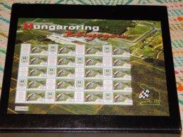 Hungary - 2005 Formula 1 Race Sheet MNH__(THB-728) - Hungary
