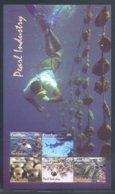 Penrhyn - 2011 Pearl Cultivation Block (1) MNH__(FIL-10668) - Penrhyn
