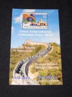 Penrhyn - 2013 Stamp Exhibition Block MNH__(TH-3669) - Penrhyn