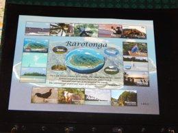 Rarotonga - 2011 Views Of Rarotonga Sheet MNH__(THB-725) - Cook Islands