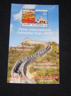 Rarotonga - 2013 Stamp Exhibition Block MNH__(TH-5251) - Cook Islands