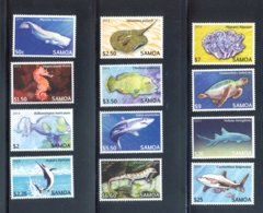 Samoa - 2014 Animals MNH__(TH-3732) - Samoa