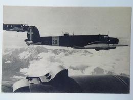 7061 Militare Secundo Guerra Cigogna Bombardamento - War 1939-45