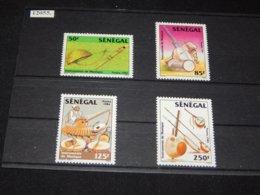 Senegal - 1985 Instruments MNH__(TH-12055) - Senegal (1960-...)