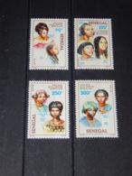 Senegal - 1986 Hairstyles MNH__(TH-117) - Senegal (1960-...)