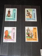 Senegal - 1989 Pottery MNH__(TH-10485) - Senegal (1960-...)