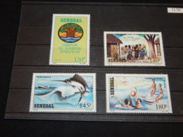 Senegal - 1989 Tourism (II) MNH__(TH-7179) - Senegal (1960-...)