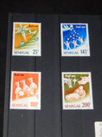 Senegal - 1990 Christmas MNH__(TH-2408) - Sénégal (1960-...)