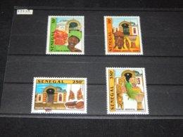 Senegal - 2001 Handicraft Market MNH__(TH-12135) - Senegal (1960-...)