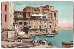 Napoli Palazzo Donn'Anna E Posillipo #Cartolina #Paesaggi - Napoli (Naples)