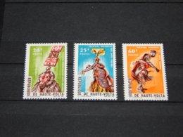 Upper Volta - 1966 World Festival Of African Art MNH__(TH-18311) - Upper Volta (1958-1984)