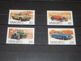 Vanuatu - 1987 Cars MNH__(TH-7471) - Vanuatu (1980-...)