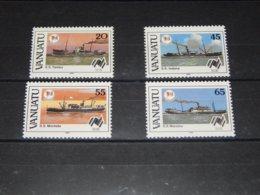 Vanuatu - 1988 Ships MNH__(TH-4819) - Vanuatu (1980-...)