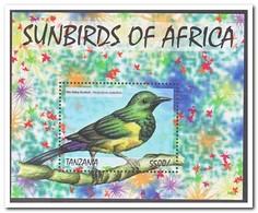Tanzania 2014, Postfris MNH, Birds - Tanzania (1964-...)