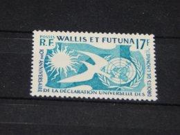 Wallis & Futuna - 1958 Human Rights MNH__(TH-18990) - Unused Stamps