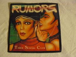 888 080 7 RUMORS Times Social Club. - Rock