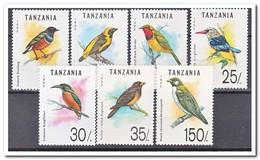 Tanzania 1992, Postfris MNH, Birds - Tanzania (1964-...)