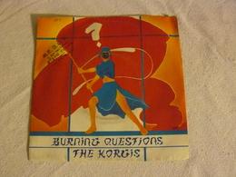 102 106 THE KORGIS Burning Questions - Rock