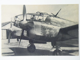 7069 Militare Secundo Guerra Caproni 331 - Guerre 1939-45