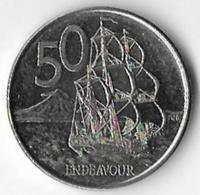 New Zealand 2009 50c [C748/2D] - Nouvelle-Zélande