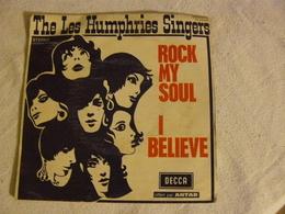 333 018 THE LES HUMPHRIES SINGERS Rock My Soul - Rock