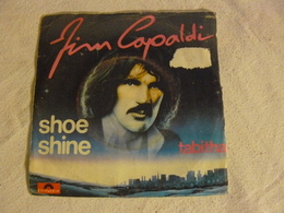 2059 137 JIM CAPALDI Shoe Shine - Rock