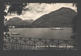 Lago Di Lugano - Panorama Da Melide - TI Tessin