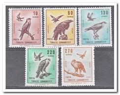 Turkije 1967, Postfris MNH, Birds - 1921-... Republiek