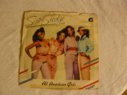 W 11656 SISTER SLEDGE All American Girls - Rock