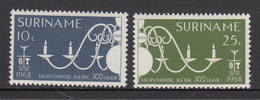 Suriname MNH NVPH Nr 497/98 From 1968 / Catw 0.60 EUR - Suriname