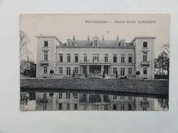Hulshout / Westmeerbeek, Kasteel Jacobs (achterkant) - Hulshout