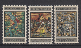 Suriname MNH NVPH Nr 502/04 From 1968 / Catw 1.50 EUR - Suriname