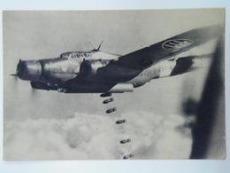 7081 Militare Secundo Guerra Un Cant Z 1007 - Oorlog 1939-45