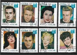 Timbres Cuba 2001 - Cuba