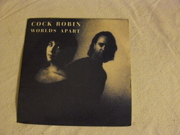 6554757 COCK ROBIN Worlds Apart - Rock