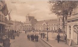 Namur La Gare Circulée En 1907 - Namen