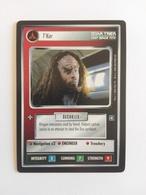 Star Trek CCG - T'Kar (Personnel Klingon/Uncommon) Customizable Card Game - Star Trek