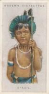 Brazil - Children Of All Nations - Ogden's Cigarette Card - Nr. 8 - 35x65mm - Ogden's