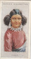 Tibet - China - Children Of All Nations - Ogden's Cigarette Card - Nr. 46 - 35x65mm - Ogden's
