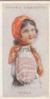 Russia - Children Of All Nations - Ogden's Cigarette Card - Nr. 39 - 35x65mm - Ogden's