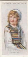 Poland - Children Of All Nations - Ogden's Cigarette Card - Nr. 36 - 35x65mm - Ogden's
