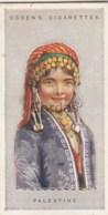 Palestine - Children Of All Nations - Ogden's Cigarette Card - Nr. 33 - 35x65mm - Ogden's