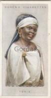 Tunis - Children Of All Nations - Ogden's Cigarette Card - Nr. 47 - 35x65mm - Ogden's