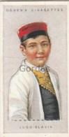 Jugoslavia - Children Of All Nations - Ogden's Cigarette Card - Nr. 25 - 35x65mm - Ogden's
