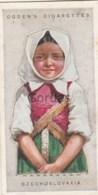 Czechoslovakia - Children Of All Nations - Ogden's Cigarette Card - Nr. 12 - 35x65mm - Ogden's