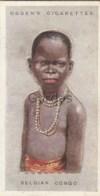 Belgian Congo - Children Of All Nations - Ogden's Cigarette Card - Nr. 5 - 35x65mm - Ogden's