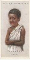 Natal - Children Of All Nations - Ogden's Cigarette Card - Nr. 28 - 35x65mm - Ogden's