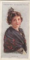 Spain - Children Of All Nations - Ogden's Cigarette Card - Nr. 42 - 35x65mm - Ogden's