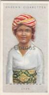 Java - Children Of All Nations - Ogden's Cigarette Card - Nr. 24 - 35x65mm - Ogden's